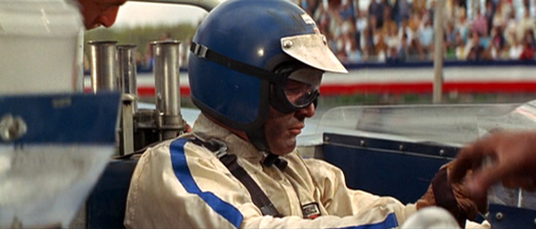 1st experience of racing in 1968 to Hollywood