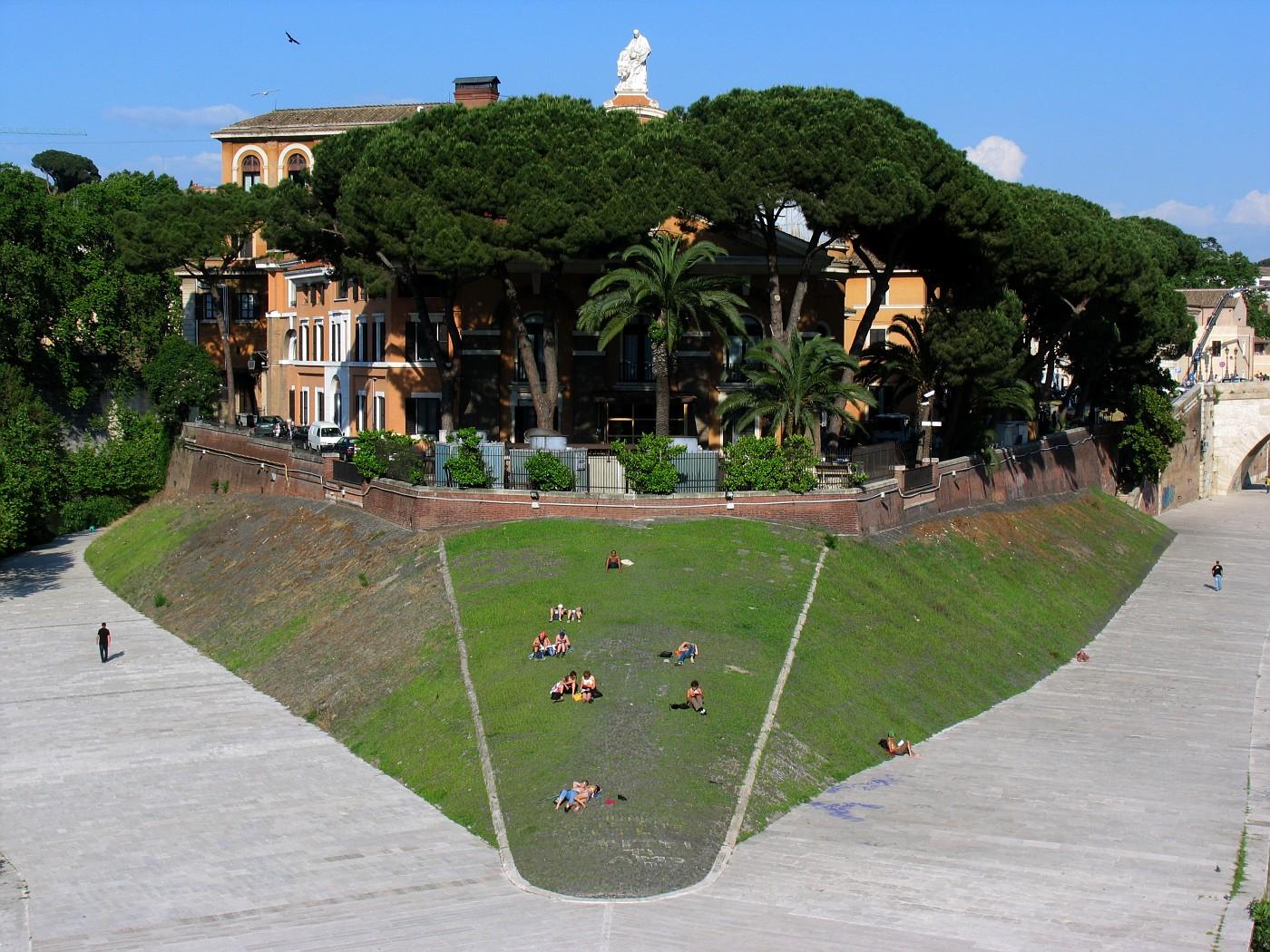 Rome, Isola Tibertina
