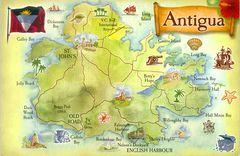 00- Map of Antigua 01