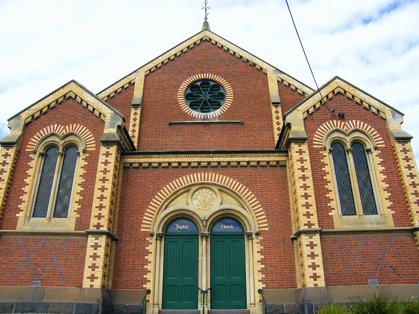 Geelong Baptist Church 002