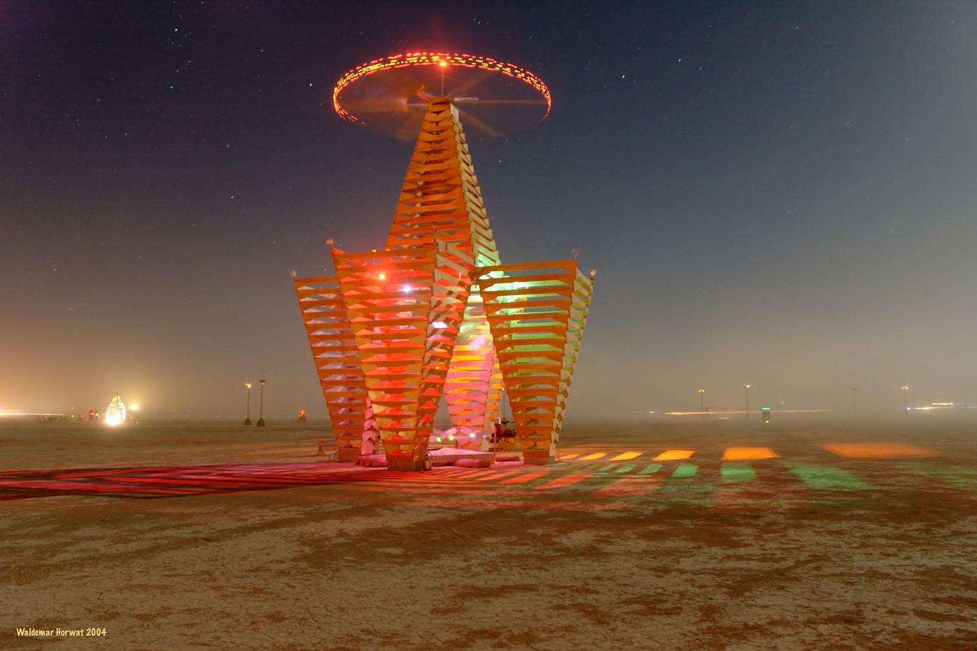 Pagoda Night
