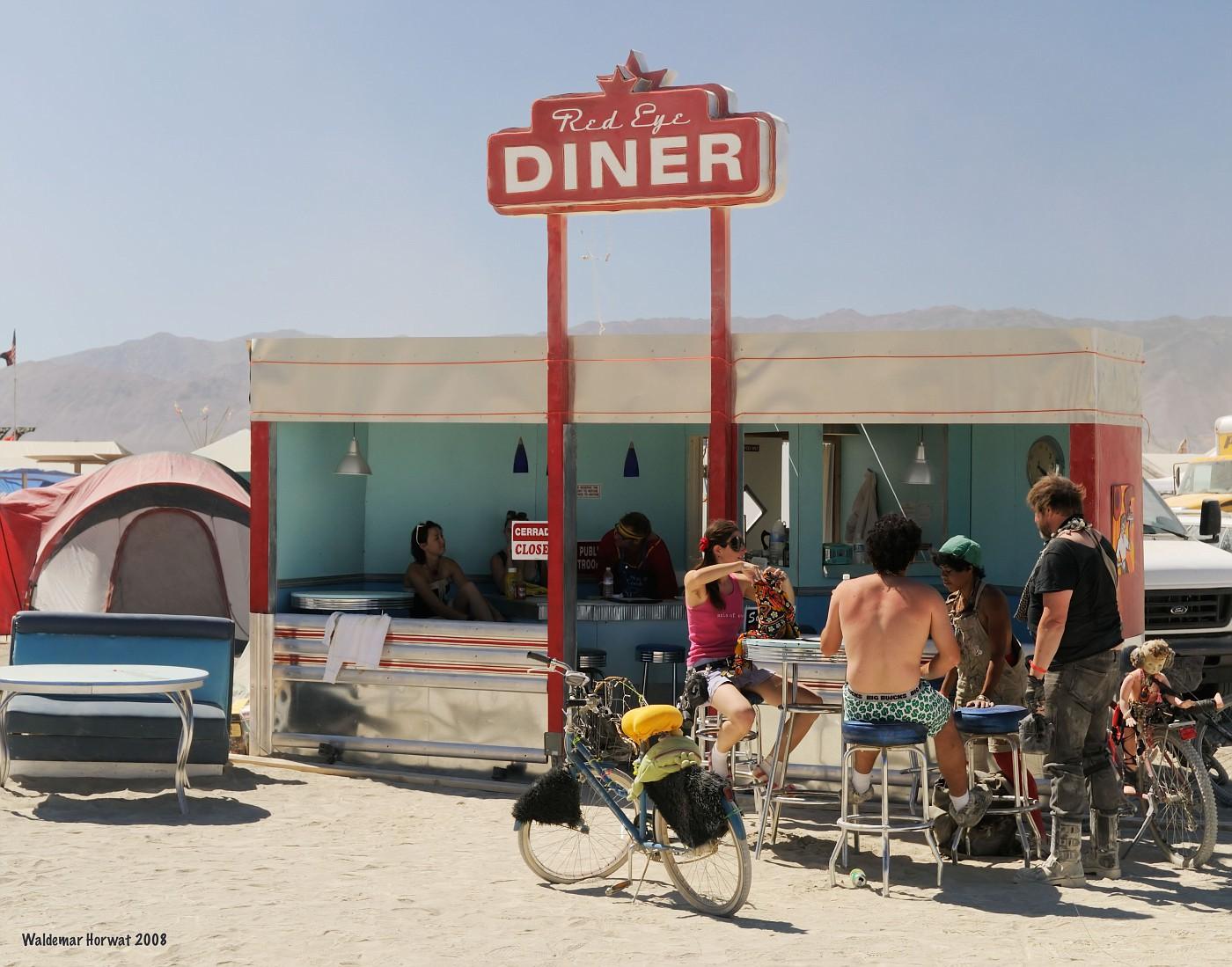 Red Eye Diner