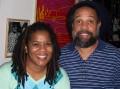 Messen Jah & Wife Laurita