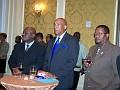 Consul of Barbados, Consul General of St Lucia Kent M. Hippolyte.