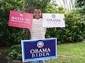 Nicholas Guilliod is an Obama Fan