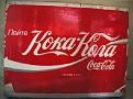 Coke that flew on Mir Space Station