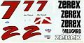 1987 Alan Kulwicki Zerex JNJ #127  755