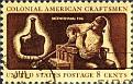 USA 1972 Bicentennial Glass Blower