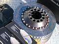 516 Champ Car brake rotor
