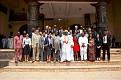Ewi of Ado Ekiti and Team