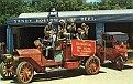 Sandy Hollow Fire Dept  Dixie Land Band on 1911 American LaFrance 16486