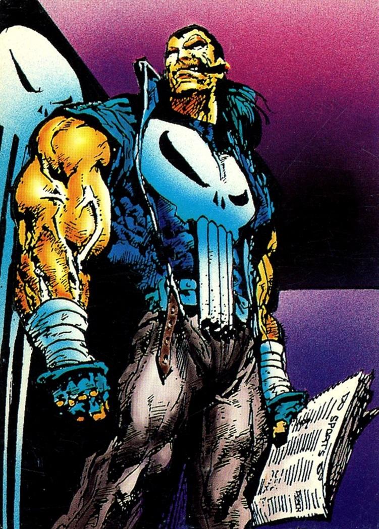 1992 Punisher War Journal #86 (1)