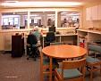 Circ workroom