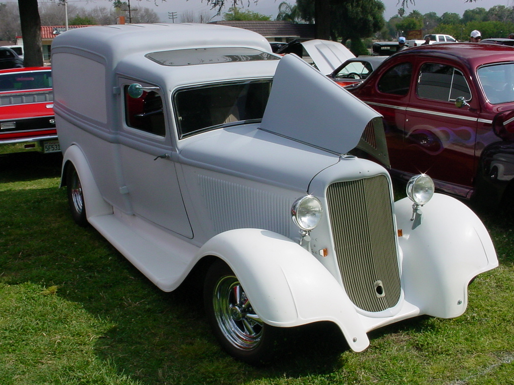 35 Dodge Humpback panel