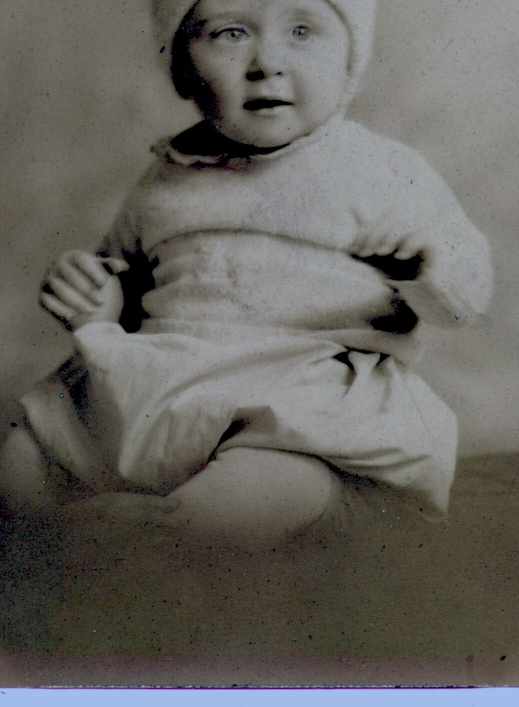 YOUNG RON--HIS FIRST YEAR