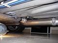 Center hanger from passenger side