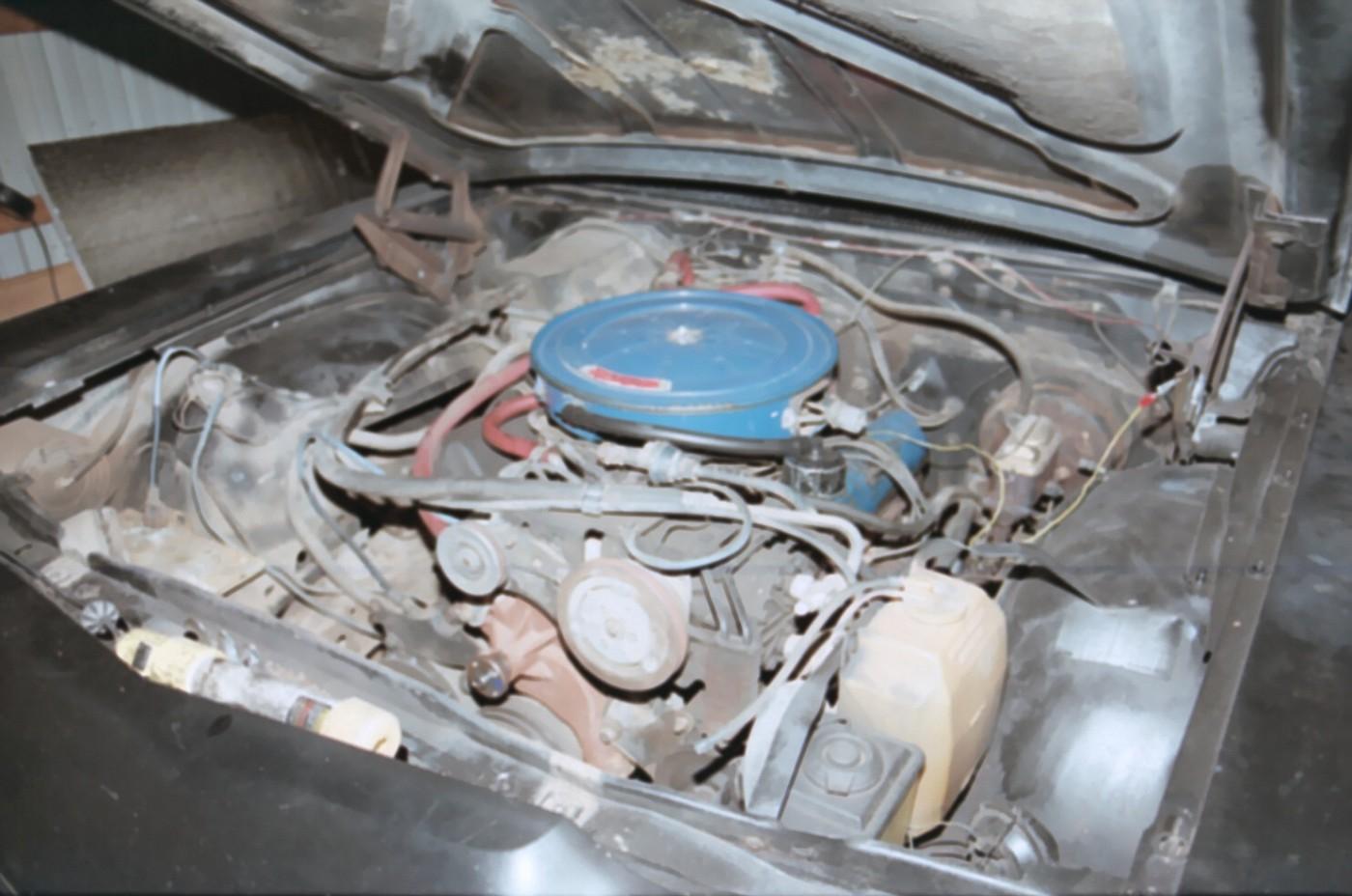 CA - CHP 1970 Mercury Monterey