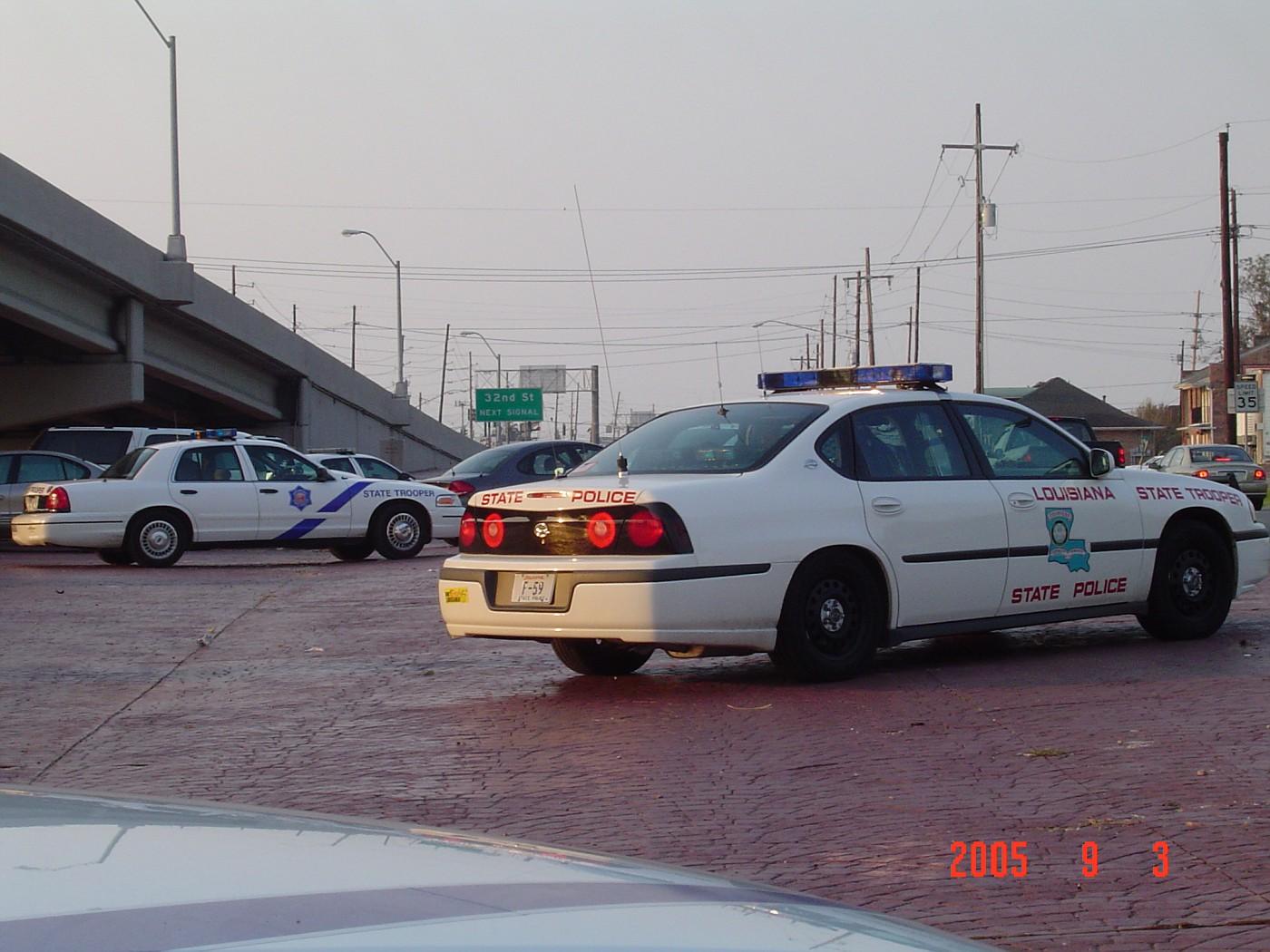LA State Police