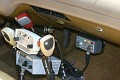 17. Radio and siren set-up