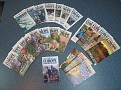 Here is my collection of Rick Steves Travel Newsletters starting with a 1999 issue!!!