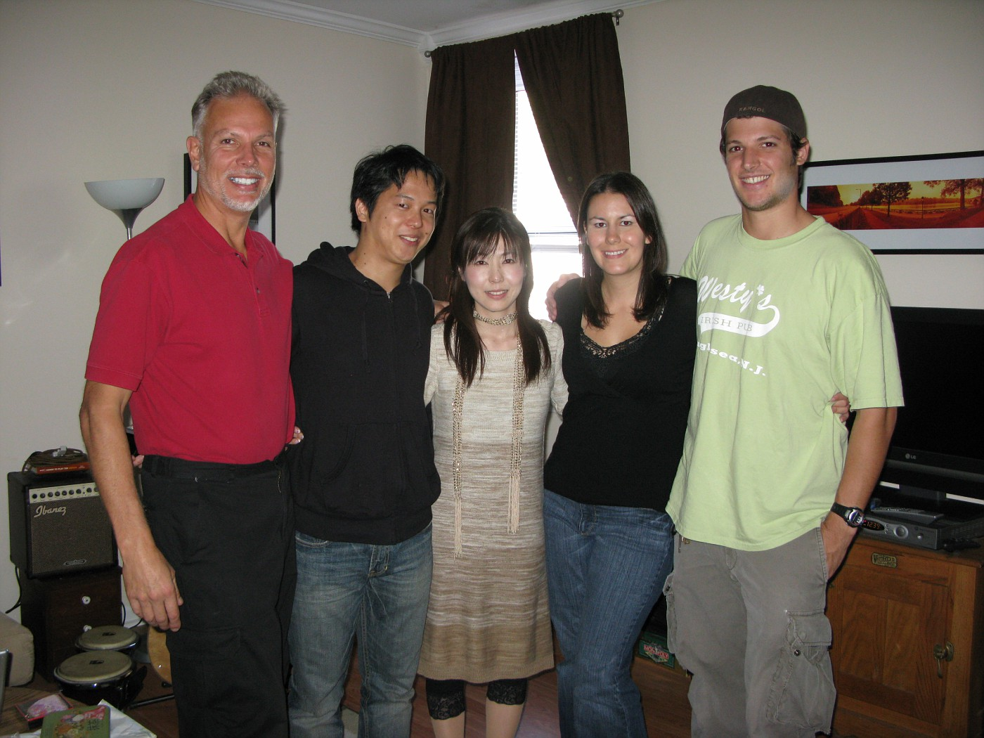 Exploring Philadelphia with Hiromi and Soji, Oct 11th 2008  (31)