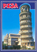Italy - PISA TOWER NS