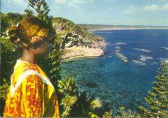 New Caledonia - Girl PE