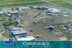 New Zealand - Christchurch Airport