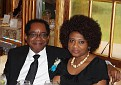 Dr. and Mrs. Antonio Joseph