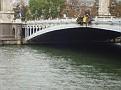 Pont traversant La Seine.