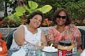 Un agréable Dimanche après-midi chez Micheline et Frérot. Monique et Elza.