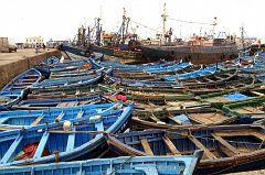 Essaouira - port