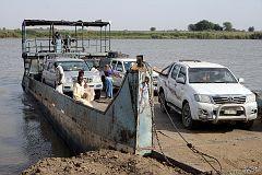 Prom na Nilu