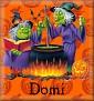2 Green WitchDomi