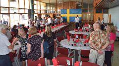 2016 12 10  031 Swedish Club Christmas Dinner Buffet