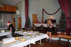 2016 12 10  035 Swedish Club Christmas Dinner Buffet