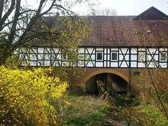 Wassermühle am Schloßbach