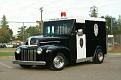 Stockton Police 1948 Ford