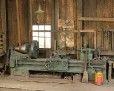 Long engine lathe