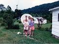 Melanie, Chris, E. Ray, and Shannon.