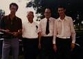 R.O. Slaven, James L. Lloyd, Rev. Odus Paul Lay, Alonzo Hamby