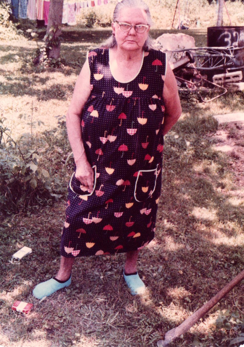 Ernie Lloyd, wife of Wiley Lloyd