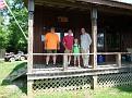 SAM 2150 - Rod Humphrey, Luke West, Patrick Austin and E. Ray Austin.