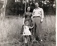 "Gaile Dean Austin, Adene (LOWE) Austin, and Teddy James ""Ted"" Austin."