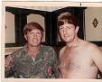 E. Ray Austin and Jerry Wayne West, about 1972