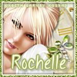 white roses av Rochelle