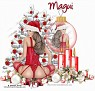 MerryChristmas Magui byClau-vi