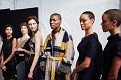 Style Fashion Week NY Presented by New York Life Benefitting American Heart Association - Backstage - New York Mercedes-Benz Fashion Week Fall 2015