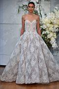 Monique Lhullier Bridal SS18 098
