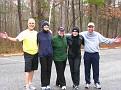 Running Club Photos 3-15-09